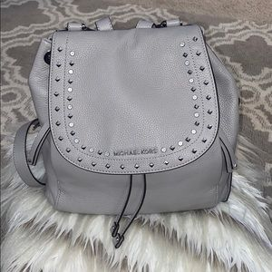Michael Kors Riley Studded back pack